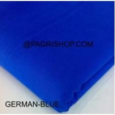 G BLUE TURBAN