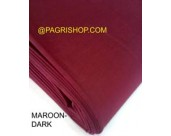 MAROON DARK TURBAN